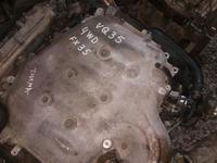 Fx35 VQ35 4wd двигатель кпп привозные контрактные с гарантией Япония за 360 000 тг. в Павлодар
