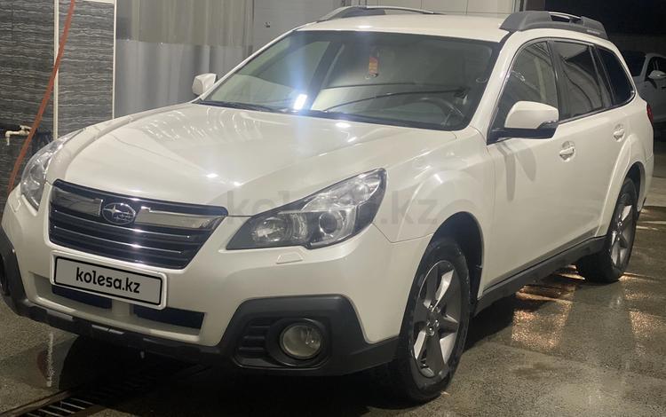 Subaru Outback 2014 года за 9 100 000 тг. в Актобе