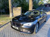 BMW 740 2014 года за 12 000 000 тг. в Алматы