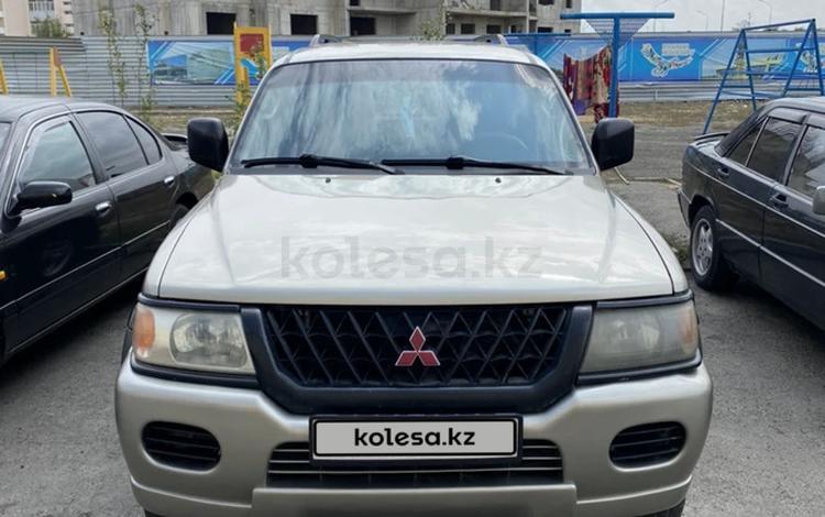 Mitsubishi Montero Sport 2001 года за 3 980 000 тг. в Алматы