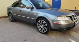 Volkswagen Passat 2002 года за 2 100 000 тг. в Актау – фото 2