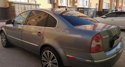 Volkswagen Passat 2002 года за 2 100 000 тг. в Актау – фото 3