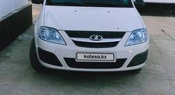 ВАЗ (Lada) Largus 2013 года за 2 950 000 тг. в Шымкент – фото 2