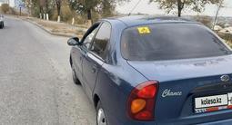 ЗАЗ Chance 2011 года за 1 100 000 тг. в Шымкент – фото 4