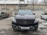 Mercedes-Benz ML 350 2013 года за 13 900 000 тг. в Алматы