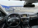 Mercedes-Benz ML 350 2013 года за 13 900 000 тг. в Алматы – фото 2