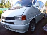 Volkswagen Transporter 1993 года за 2 200 000 тг. в Караганда – фото 4