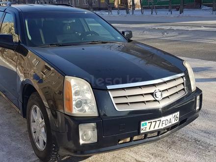 Cadillac SRX 2005 года за 3 555 000 тг. в Семей – фото 3