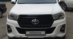 Toyota Hilux 2017 года за 14 800 000 тг. в Актау
