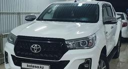 Toyota Hilux 2017 года за 14 800 000 тг. в Актау – фото 2