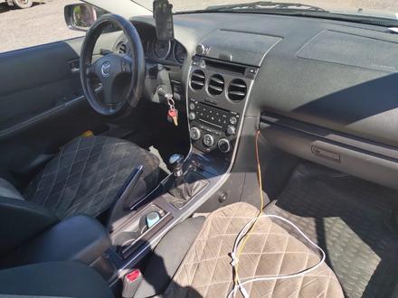 Mazda 6 2006 года за 2 555 000 тг. в Караганда – фото 4