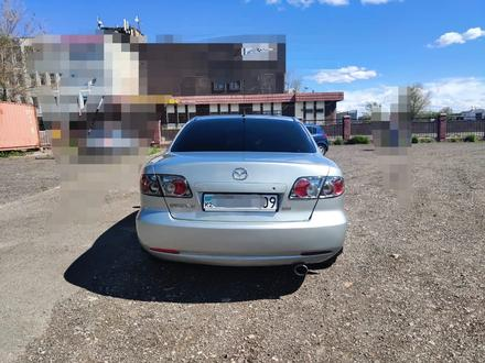 Mazda 6 2006 года за 2 555 000 тг. в Караганда – фото 5