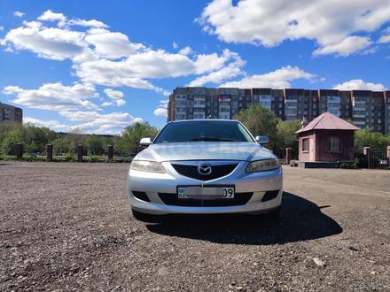 Mazda 6 2006 года за 2 555 000 тг. в Караганда – фото 6