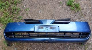 На Ниссан Примера Primera p12, 2001-2008 гв — передний бампер… за 75 000 тг. в Алматы