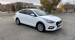 Hyundai Accent 2019 года за 7 300 000 тг. в Петропавловск – фото 2
