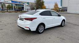 Hyundai Accent 2019 года за 7 300 000 тг. в Петропавловск – фото 4