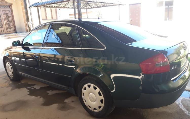 Audi A6 1998 года за 1 900 000 тг. в Шымкент