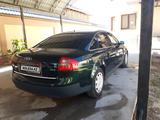 Audi A6 1998 года за 1 900 000 тг. в Шымкент – фото 4