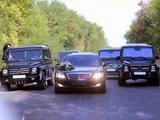Прокат элитных машин с водителем в Шымкент