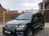 Lexus LX 570 2009 года за 17 400 000 тг. в Актобе – фото 2