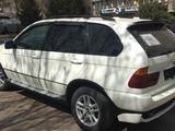 BMW X5 2002 года за 3 300 000 тг. в Алматы – фото 3