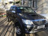 Toyota Hilux 2013 года за 8 000 000 тг. в Уральск – фото 2