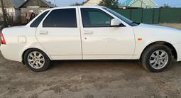 ВАЗ (Lada) Priora 2170 (седан) 2013 года за 2 400 000 тг. в Атырау – фото 3