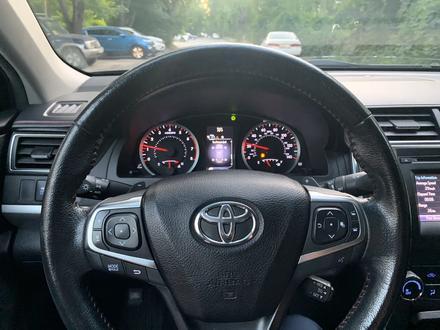 Toyota Camry 2015 года за 6 200 000 тг. в Алматы – фото 50