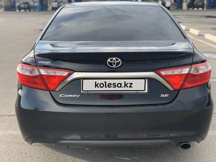 Toyota Camry 2015 года за 6 200 000 тг. в Алматы – фото 71