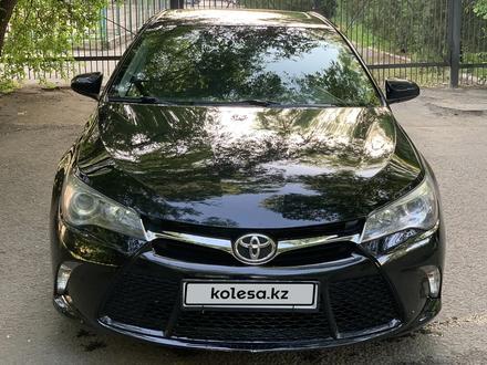 Toyota Camry 2015 года за 6 200 000 тг. в Алматы – фото 28