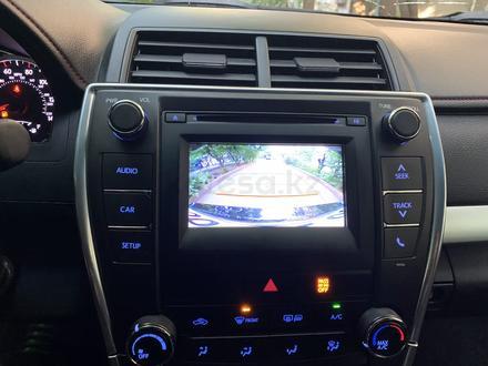 Toyota Camry 2015 года за 6 200 000 тг. в Алматы – фото 40