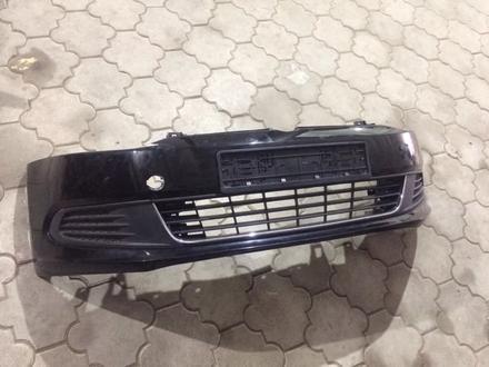 Бампер передний поло за 38 000 тг. в Алматы – фото 3