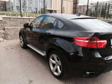 BMW X6 2009 года за 8 500 000 тг. в Семей – фото 2
