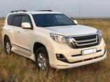 Toyota Land Cruiser Prado 2014 года за 15 800 000 тг. в Усть-Каменогорск – фото 3