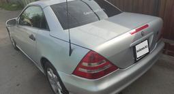 Mercedes-Benz SLK 230 1999 года за 2 300 000 тг. в Алматы – фото 2