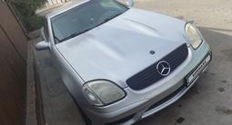 Mercedes-Benz SLK 230 1999 года за 2 300 000 тг. в Алматы – фото 3