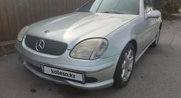 Mercedes-Benz SLK 230 1999 года за 2 300 000 тг. в Алматы – фото 5