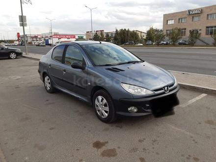 Peugeot 206 2008 года за 1 500 000 тг. в Нур-Султан (Астана) – фото 8