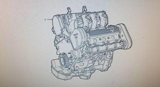 Двигатель kv6 2. 5 Land Rover Freelander за 370 000 тг. в Алматы