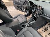 Hyundai Elantra 2019 года за 9 490 000 тг. в Шымкент – фото 3