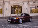 Mercedes-Benz SEC 500 AMG 1990 года за 10 999 990 тг. в Алматы