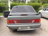 ВАЗ (Lada) 2115 (седан) 2006 года за 700 000 тг. в Семей – фото 4