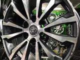 Диски на Toyota Land Cruiser Prado за 150 000 тг. в Нур-Султан (Астана) – фото 2