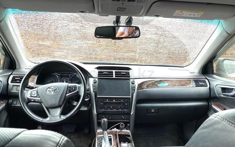 Toyota Camry 2017 года за 11 299 999 тг. в Уральск