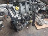Рено меган2 двигатель привазнои за 250 000 тг. в Алматы