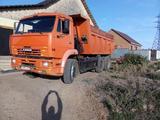 КамАЗ  6520 2006 года за 5 000 000 тг. в Кокшетау – фото 2