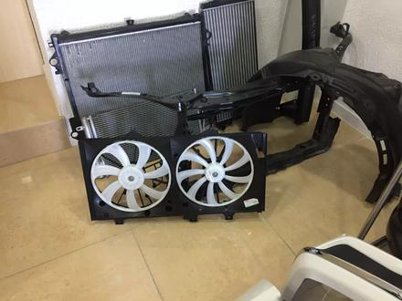 Радиатор toyota camry 50 за 27 000 тг. в Костанай
