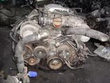 Двигатель TOYOTA 1UZ-FE контрактный за 493 000 тг. в Кемерово – фото 2