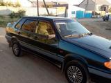 ВАЗ (Lada) 2115 (седан) 2007 года за 1 050 000 тг. в Жезказган – фото 3