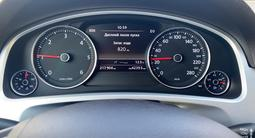 Volkswagen Touareg 2012 года за 6 500 000 тг. в Костанай – фото 3